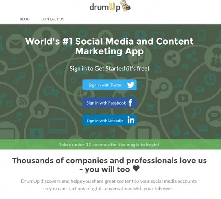 drumup-curation