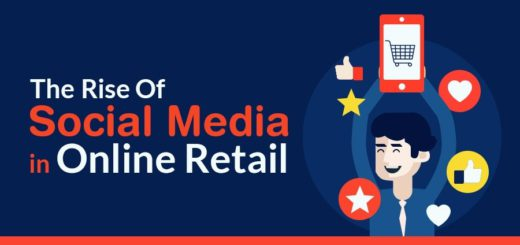 Social Media in Online Retail