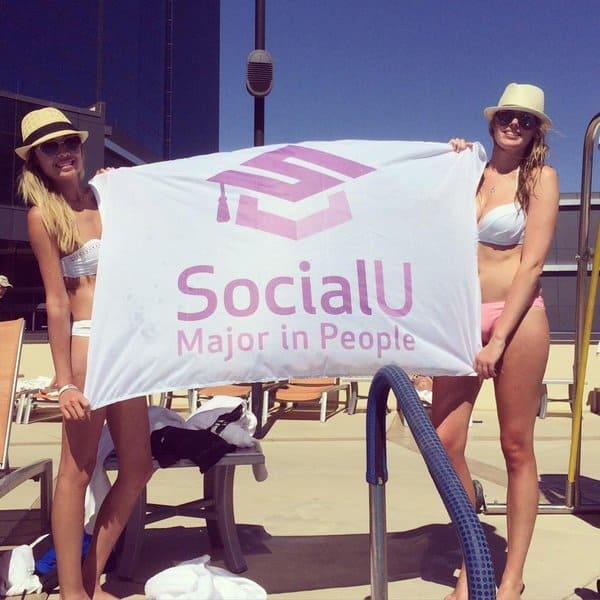 SocialU social media growth tactics