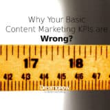 basic content marketing kpis