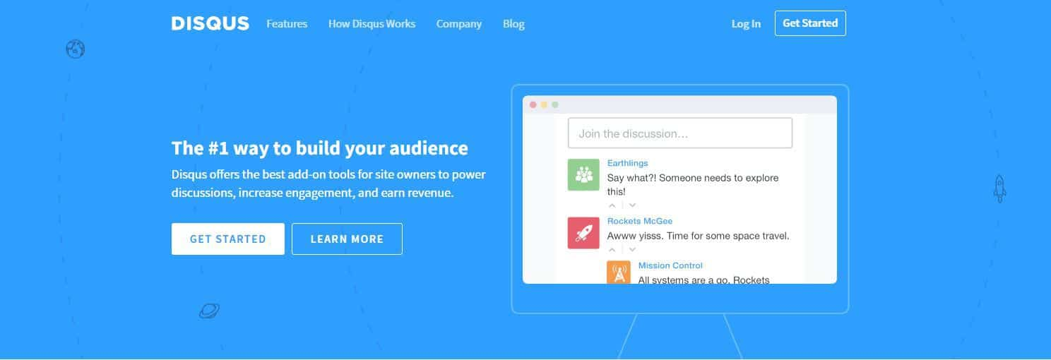 disqus-website-speed-test