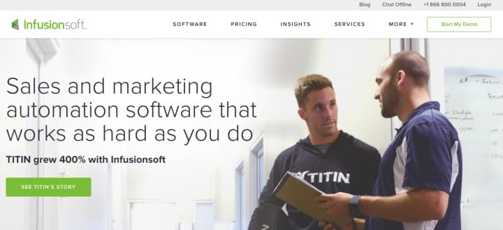 infusionsoft growth hacking tools
