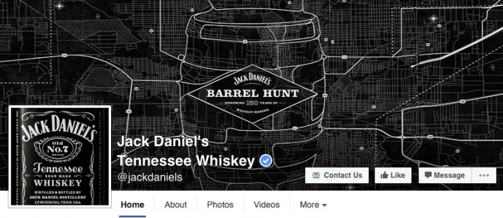 jack-daniels-facebook-page