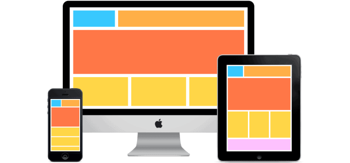 Mobile-First Content responsive design
