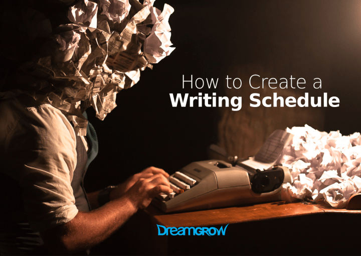 writing-schedule-dreamgrow