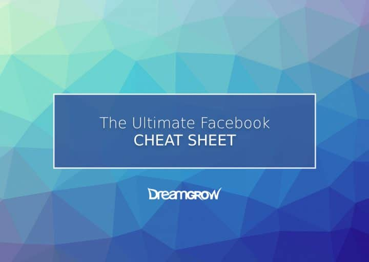 Facebook Cheat Sheet All Sizes Dimensions And Templates
