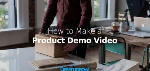 Make Product Demo Video