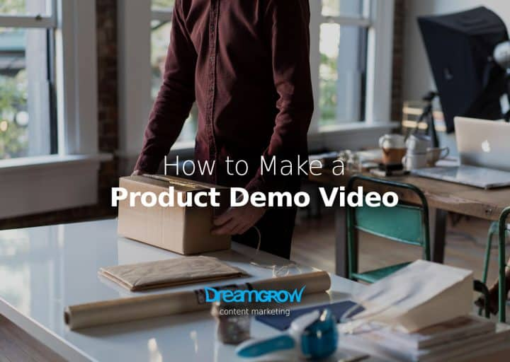 How to Make Product Demo Video