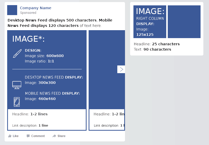 Facebook Cheat Sheet: All Sizes, Dimensions, and Templates