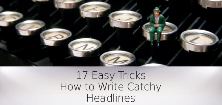 how to write headlines