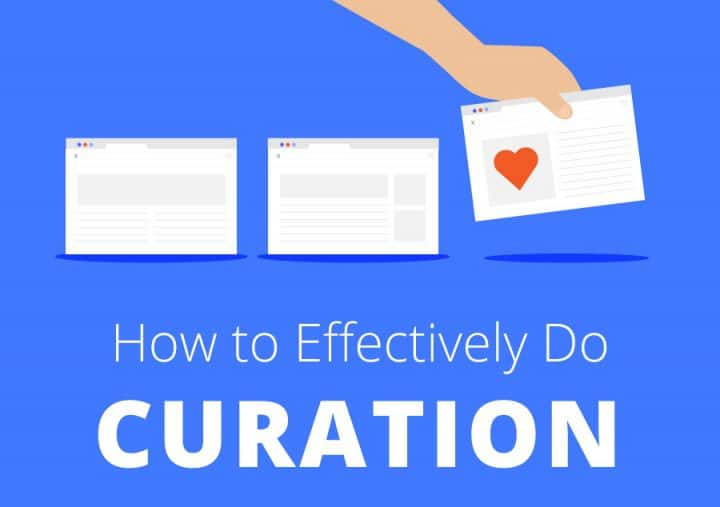 content curation-infographic