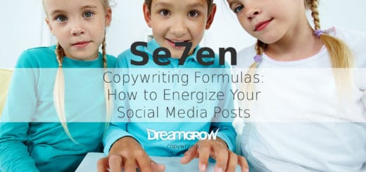copywriting formulas social media