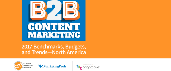 b2b content marketing benchmarks budgets trends us
