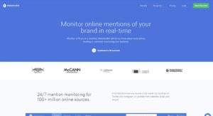free social media monitoring tools mediatoolkit