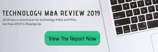 Technology M&A in 2019