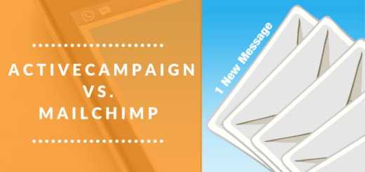 activecampaign vs mailchimp comparison and review