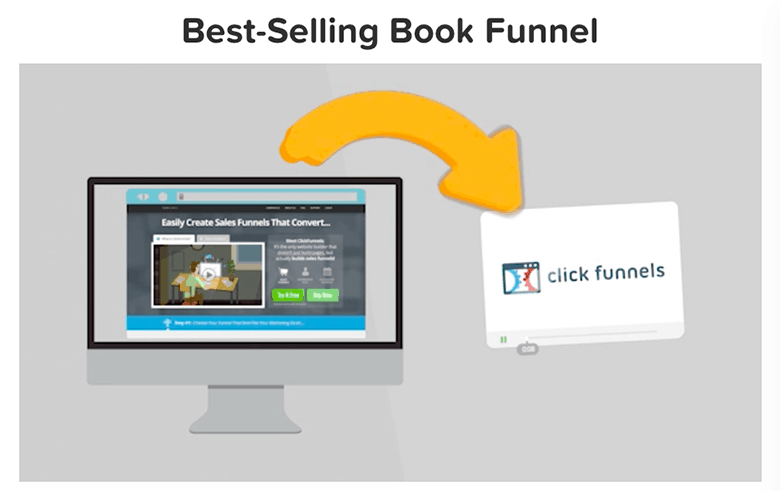 best selling ebook funnel