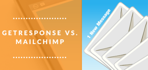 getresponse vs mailchimp comparison