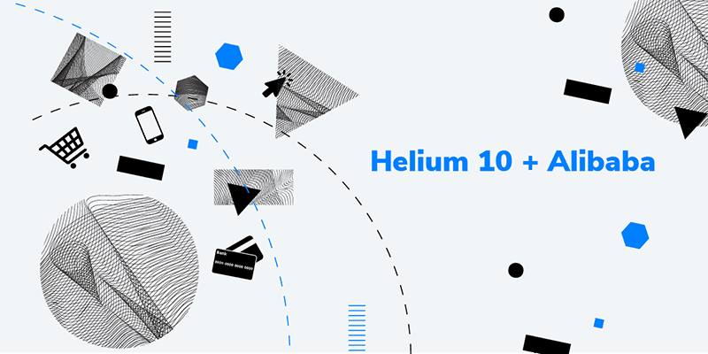 helium 10 now works with alibaba