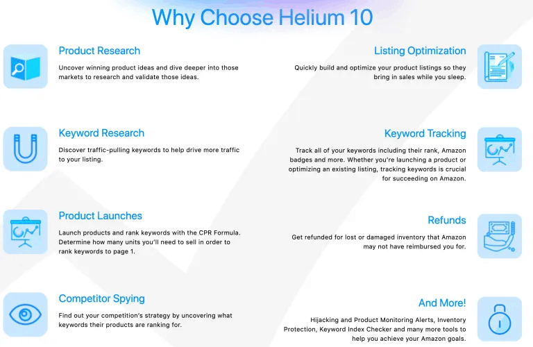 why use helium10