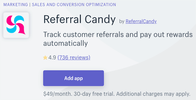 Best Affiliate and Loyalty Apps - referral candy