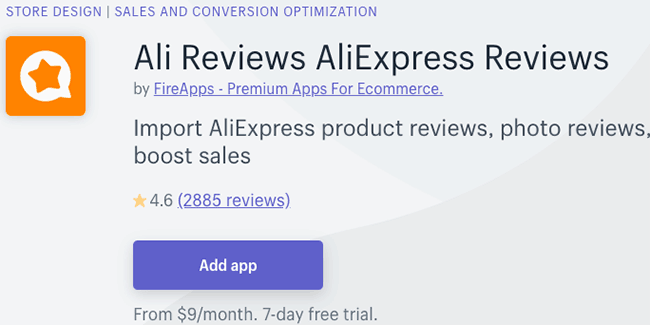 best cro apps - AliReviews