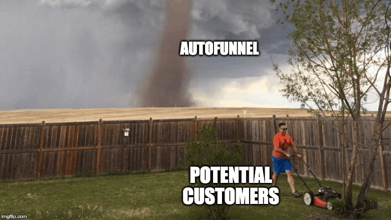 autofunnels for getresponse