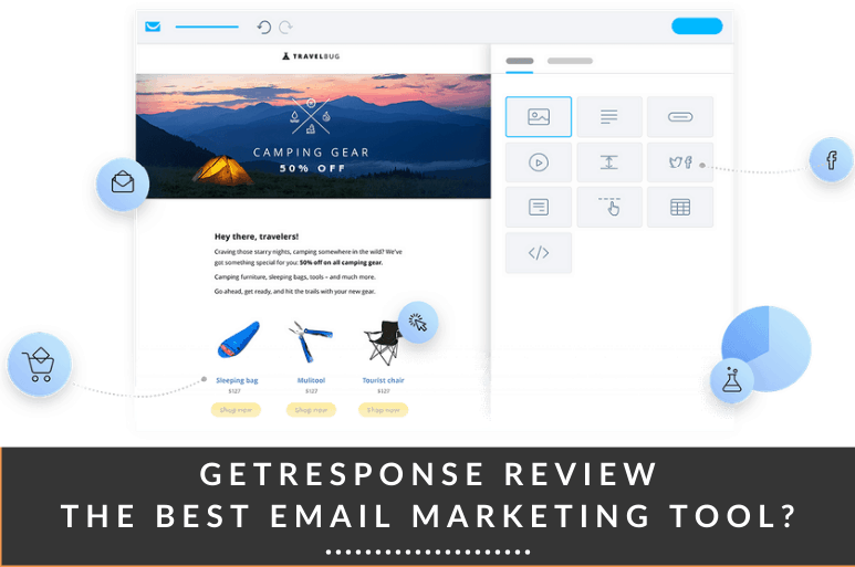 Review And Unboxing Getresponse  Autoresponder