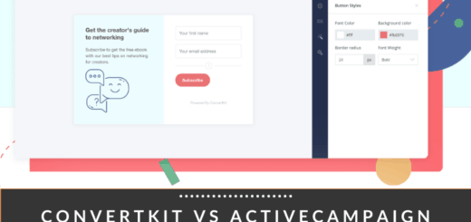 convertkit vs activecampaign review