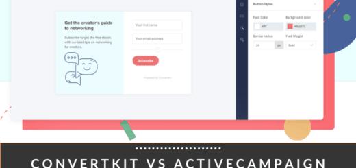 convertkit vs activecampaign review