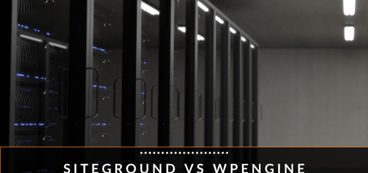 siteground vs wpengine comparison