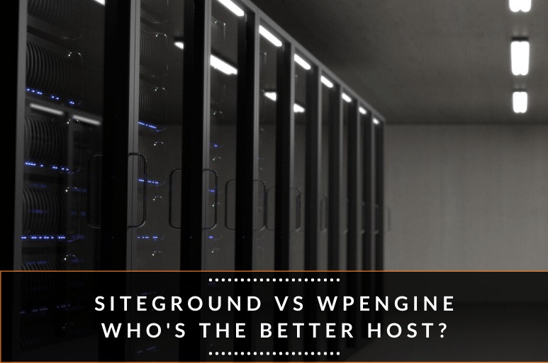 siteground vs wpengine comparison