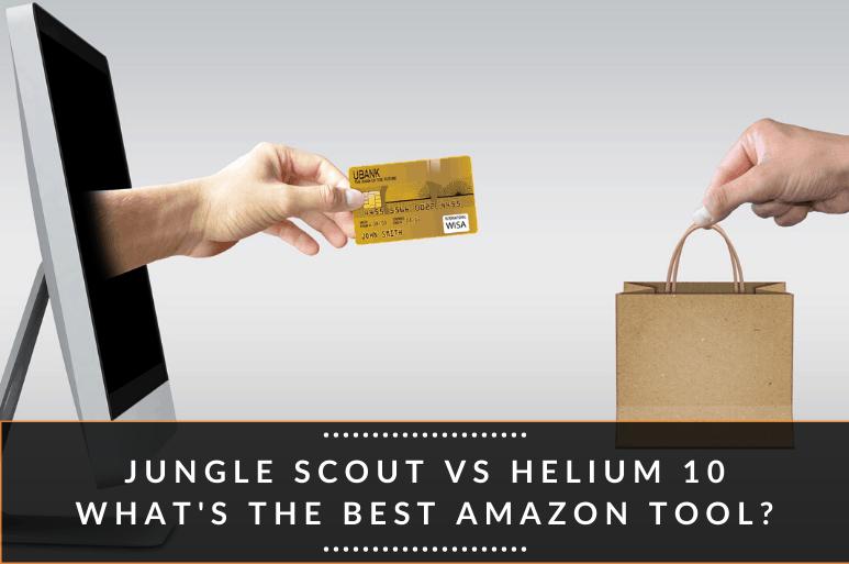 helium 10 vs jungle scout review and comparison