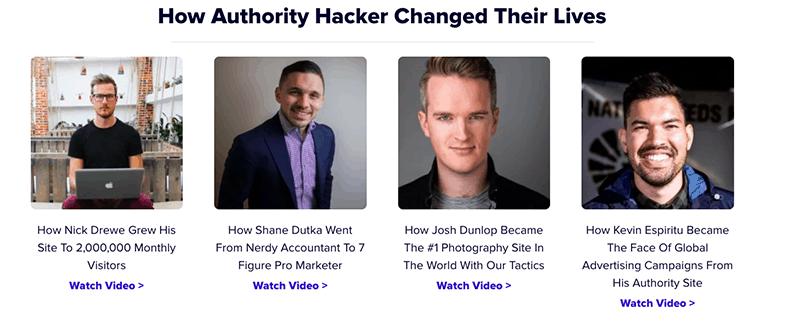 authority hacker testimonials