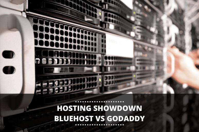 bluehost vs godaddy hosting comparison