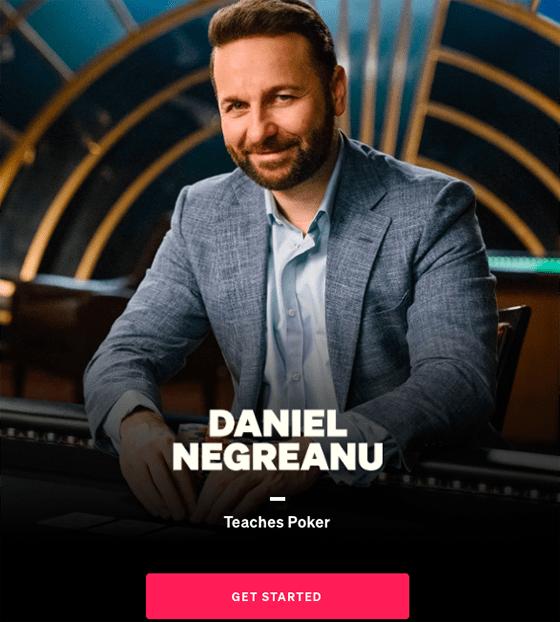 daniel negreanu poker masterclass review