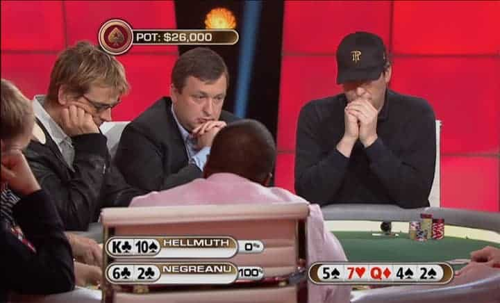 learning how to bluff in poker