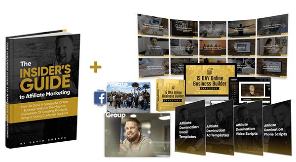 legendary marketer insiders guide to affiliate marketing