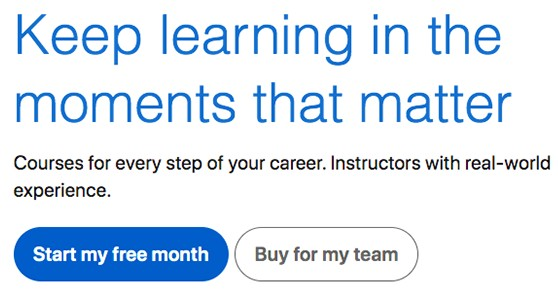 linkedin learning vs masterclass