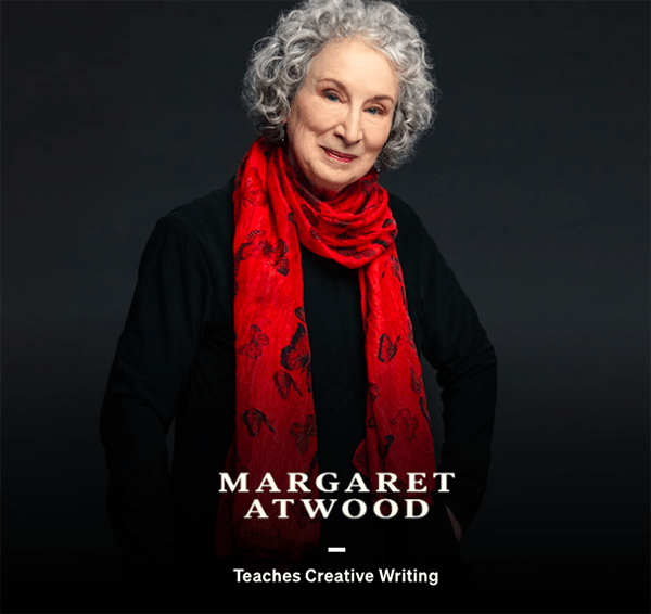 maragaret atwood masterclass review