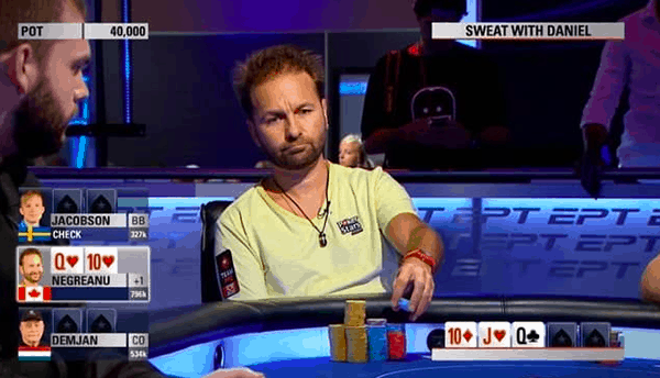 negreanu teaches poker hand analysis