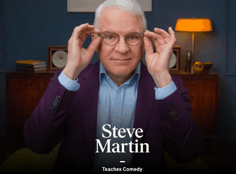 steve martin teaches comedy review