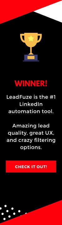 try leadfuze now