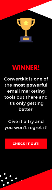 try out convertkit
