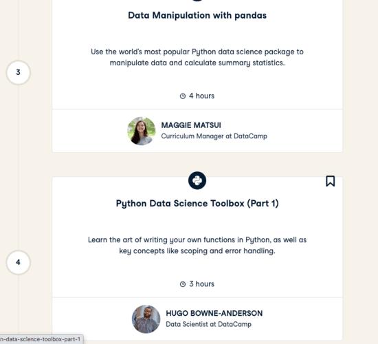 Python Data Science Toolbox