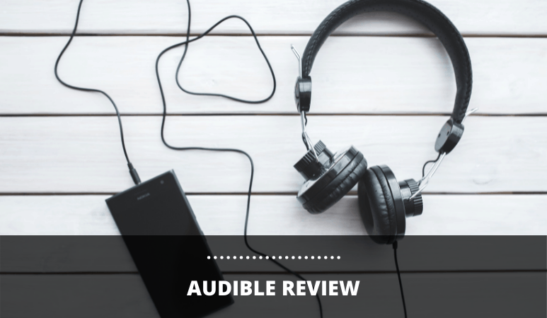 audible review - the best book app