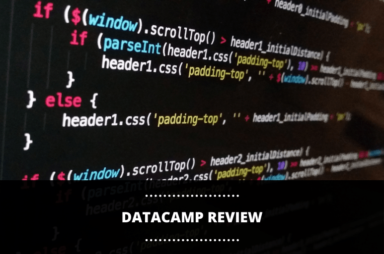 datacamp review and overview