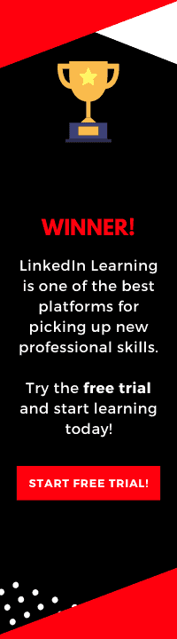 linkedin learning free trial signup