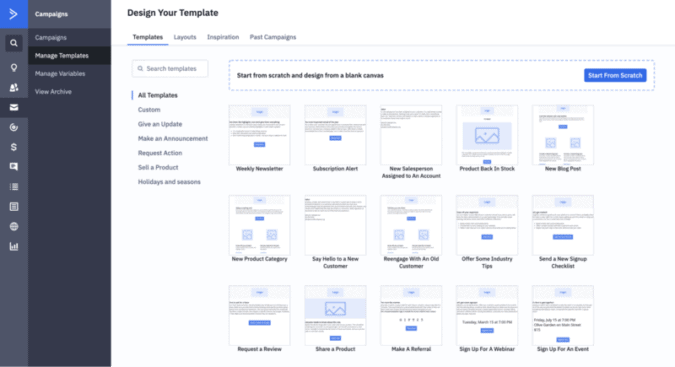 ActiveCampaign - Email Templates