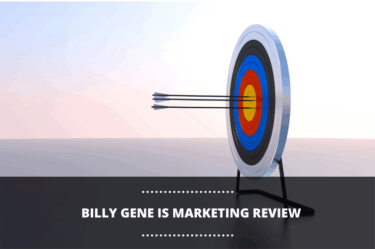Billy Gene is marketing review